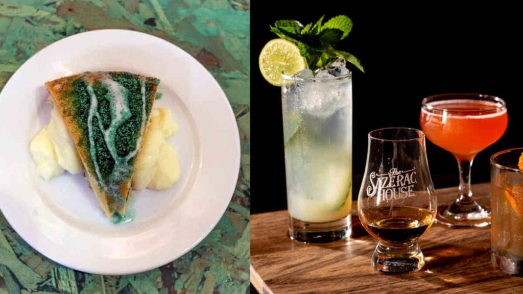 Sazerac House Events - Kingcake & Cocktail Pairings