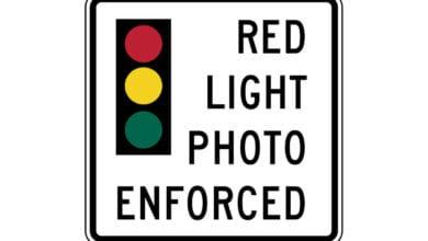 School Zones Red Light Camera