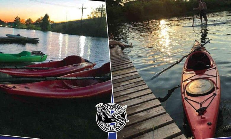 Bayou Paddlesports 10th Anniversary Extravaganza