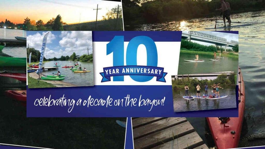 Bayou Paddlesports 10th Anniversary Extravaganza Image