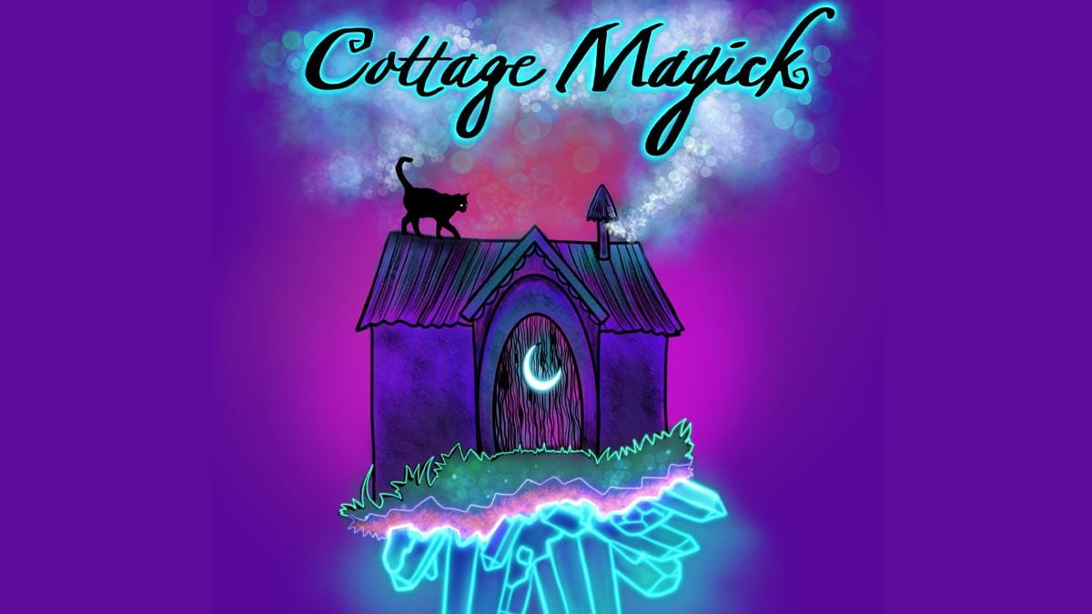 Cottage Magick Grand Opening