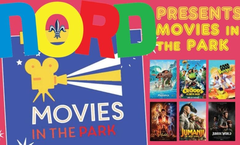 NORD Movies in the Park