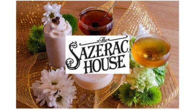 Sazerace House Virtual and In Person Tasting and Events & A Sip of French Culture