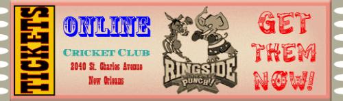 Ringside Politics Punch