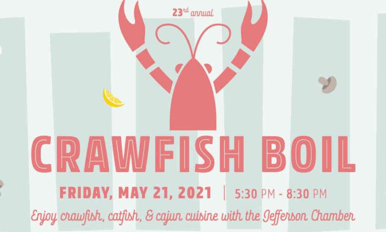 23rd Annual Crawfish Boil