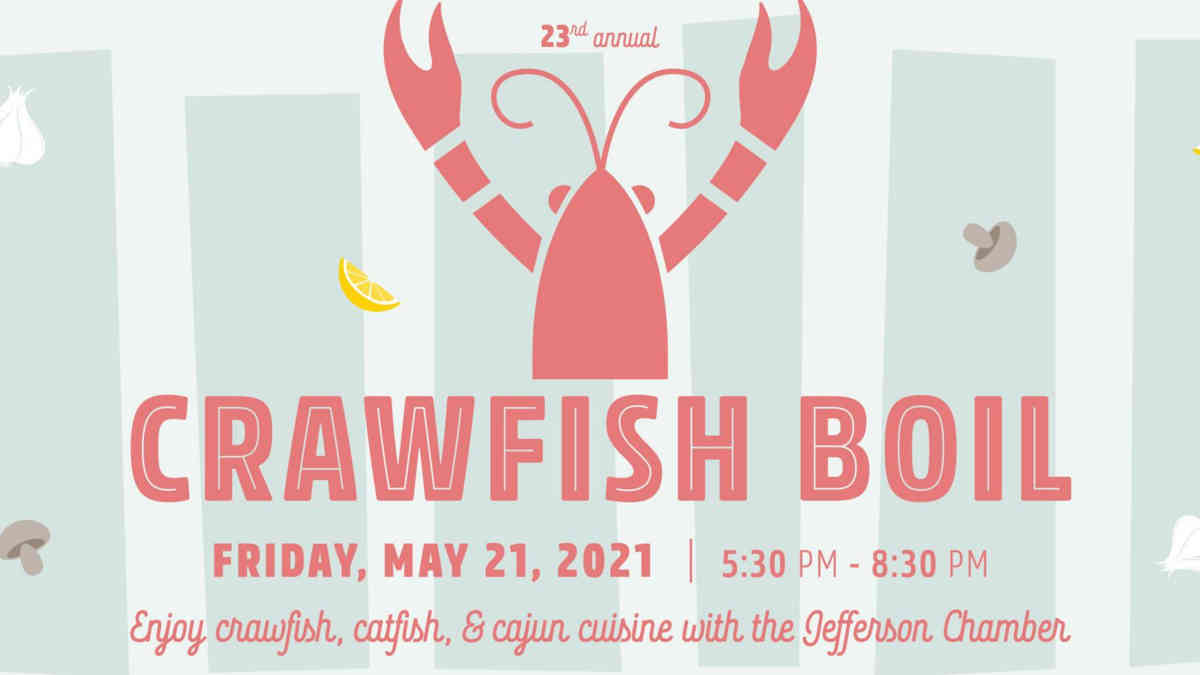 23rd Annual Crawfish Boil