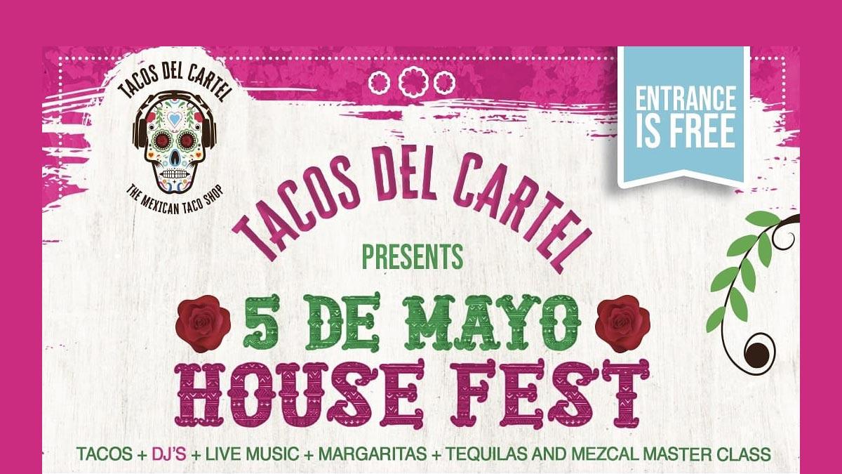 5 de Mayo House Fest