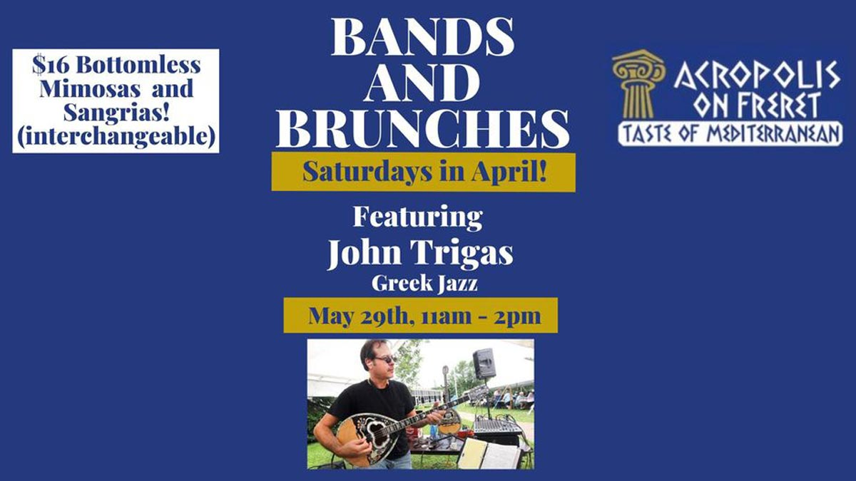 Bands and Brunches
