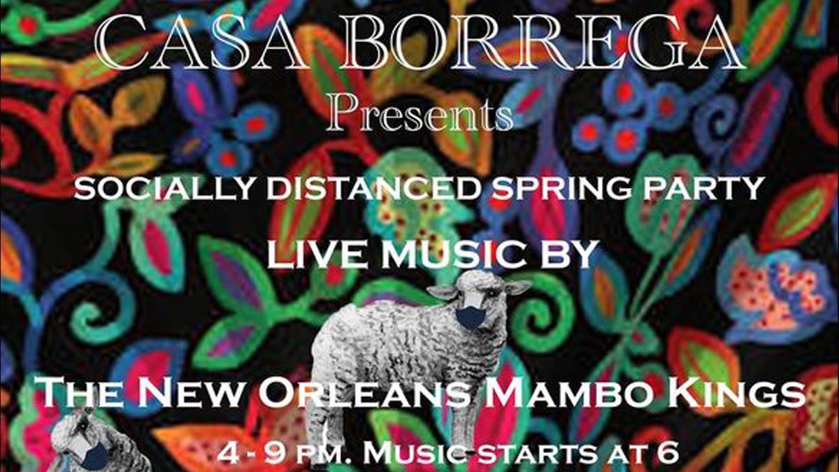 Cinco de Mayo 2021 - Live Latin Music
