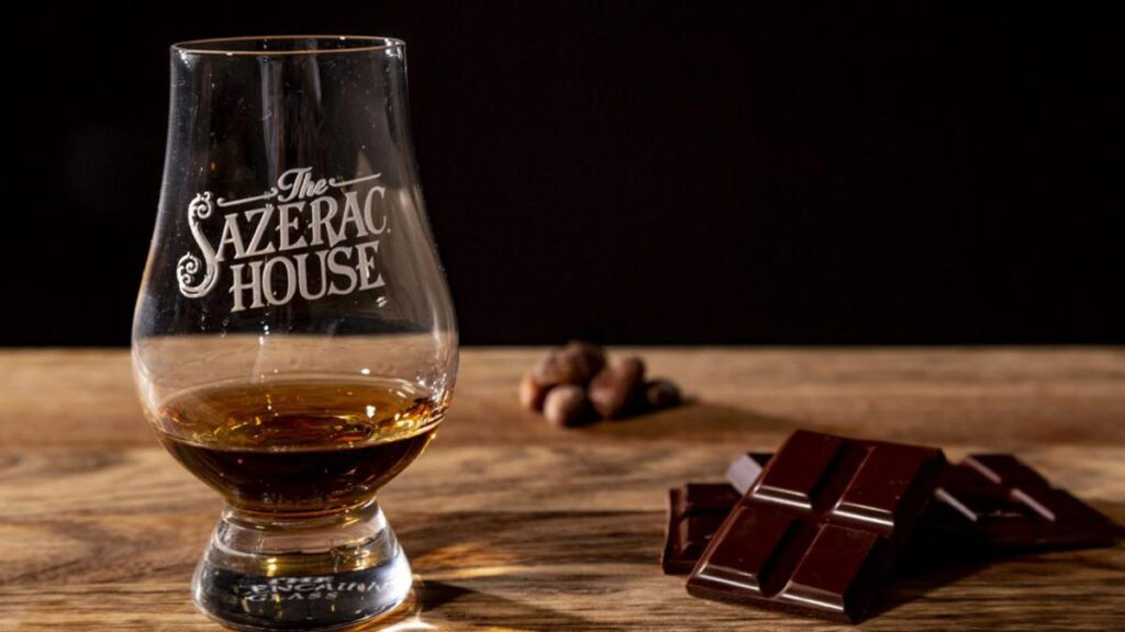 Cocoa & Cocktails: Bourbon at The Sazerac House