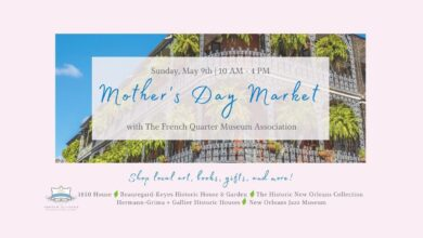 FQMA Mother's Day Market