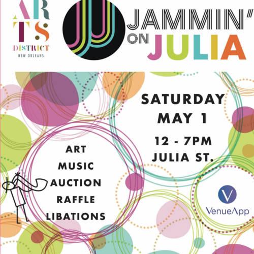 Jammin' on Julia 2