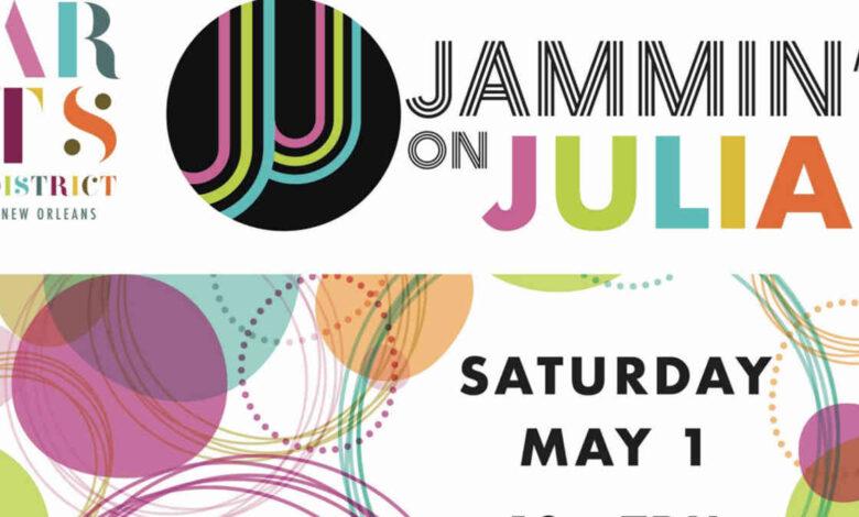 Jammin' on Julia