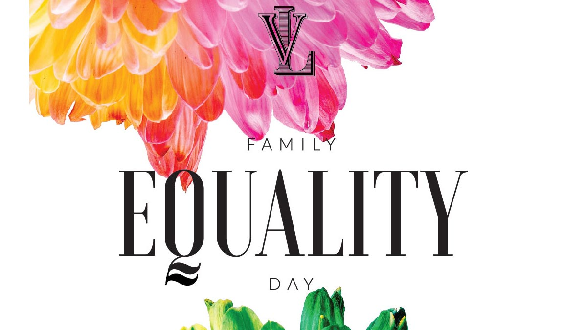 Longue Vue House and Gardens Family Equality Day 2021