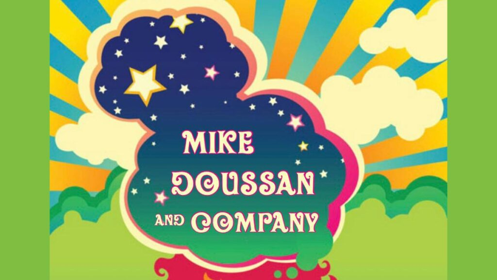 Mike Doussan and Company Live at the Trash Pile