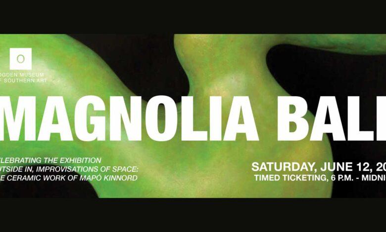 Ogden Museum of Southern Art Magnolia Ball