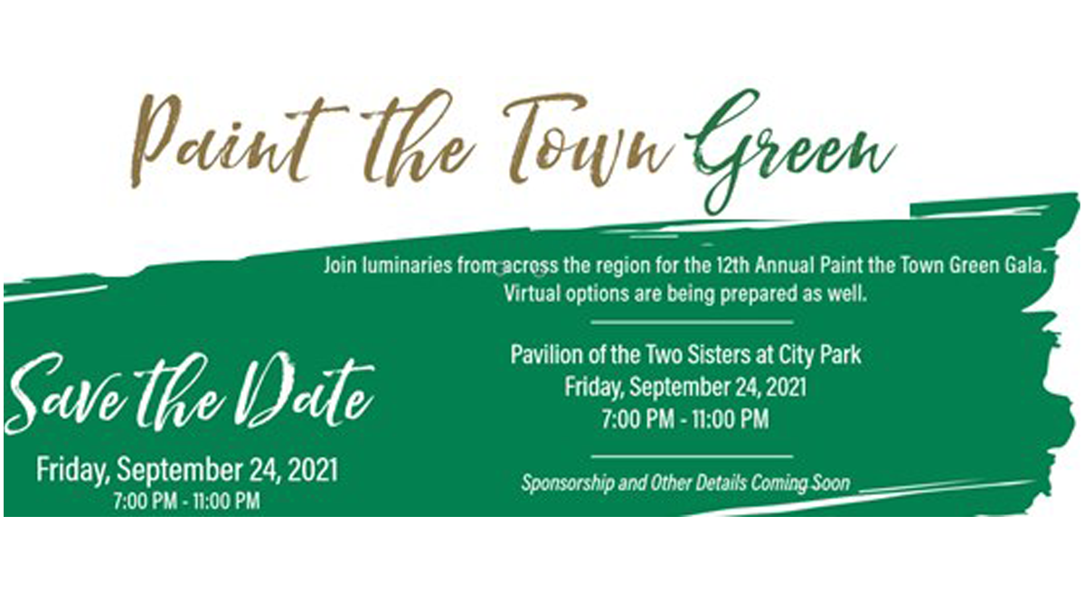Paint the Town Green Gala