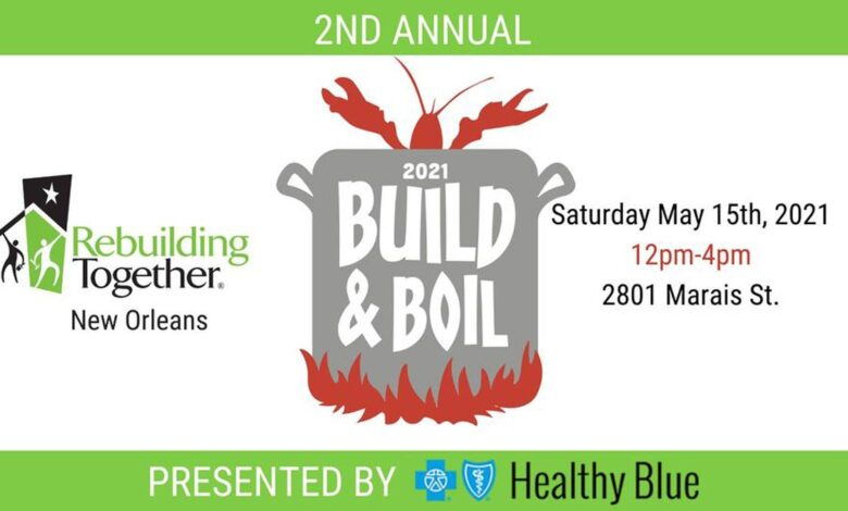 RTNO's 2nd Annual Build and Boil