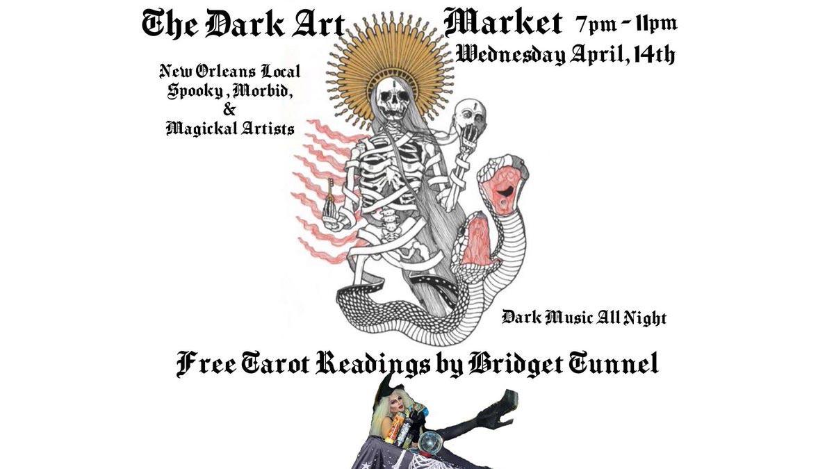The Dark Art Market