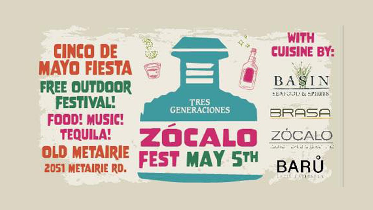 Zocalo Cinco De Mayo 2021 Festival