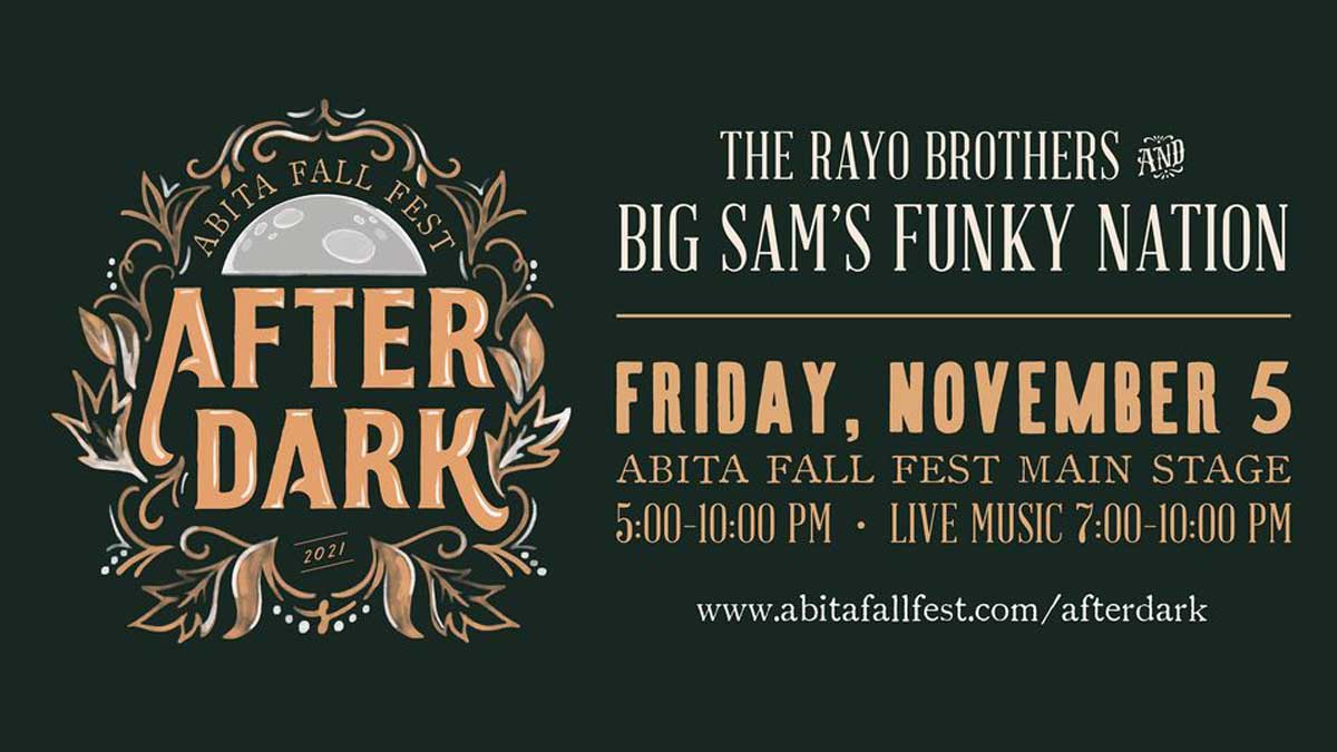 Abita Fall Fest After Dark