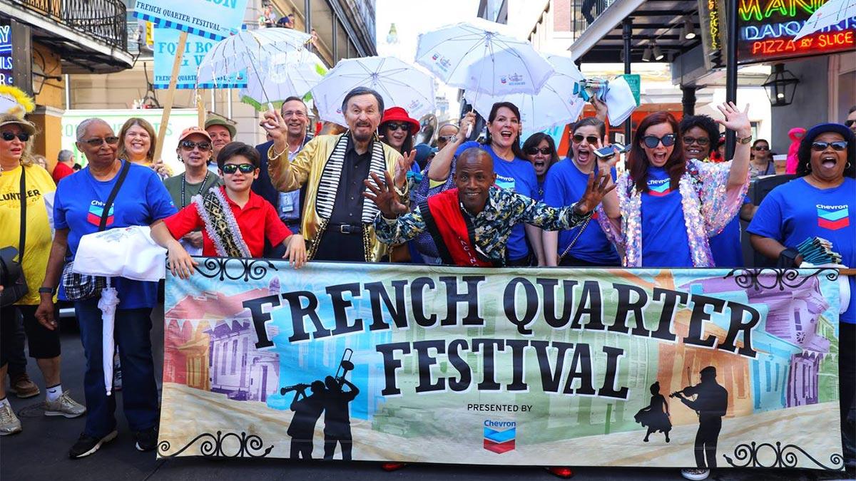 French Quarter Festival 2021