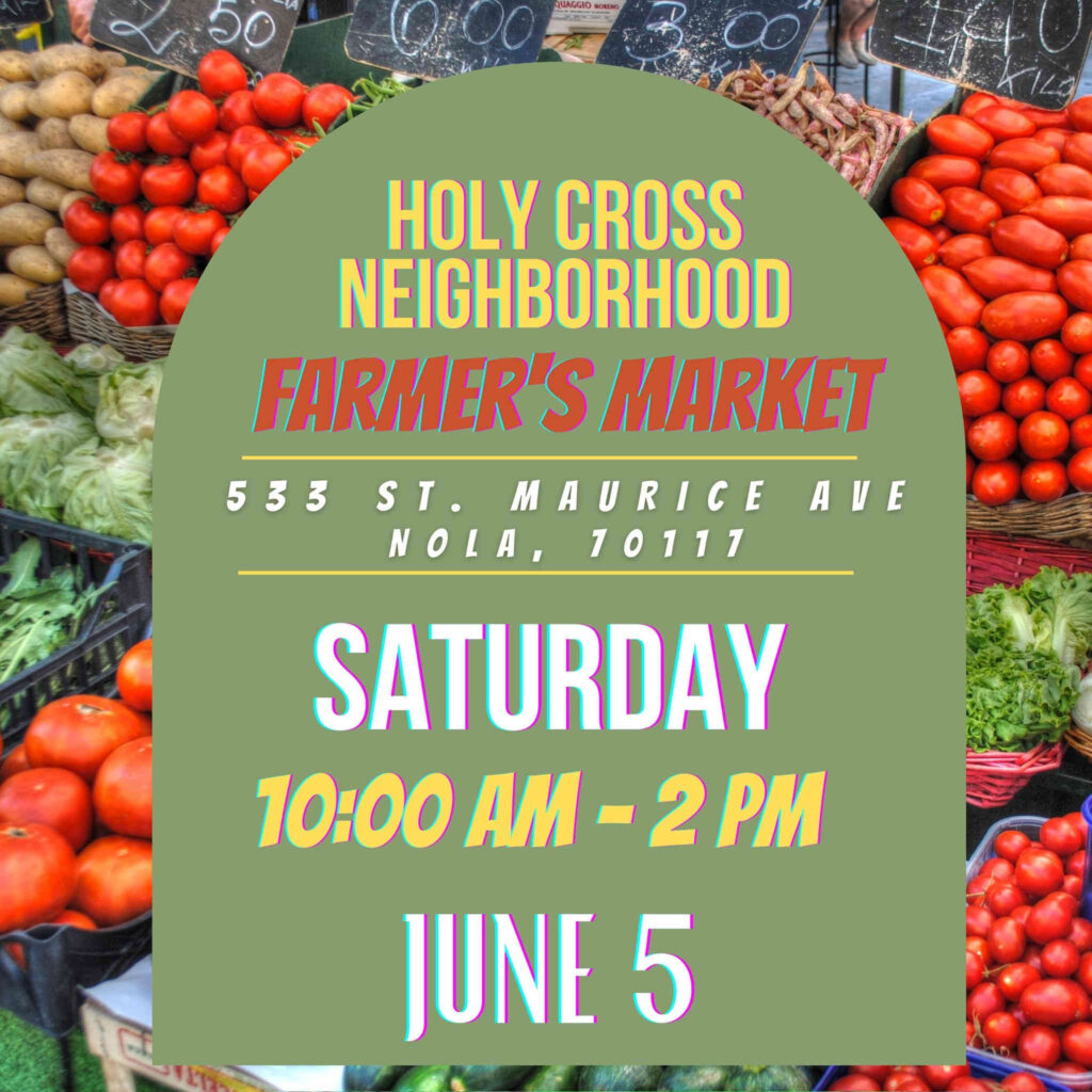Holy Cross Farmers Market