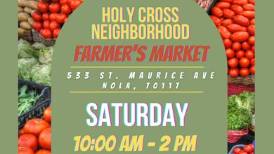 Holy Cross Farmer's Market
