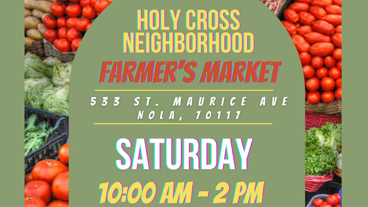 Holy Cross Farmer's Market