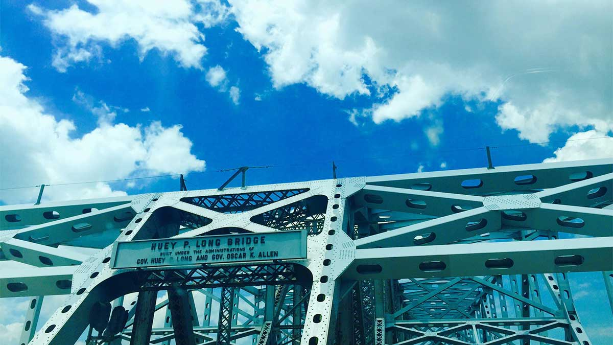 Huey P Long Bridge Run 2021