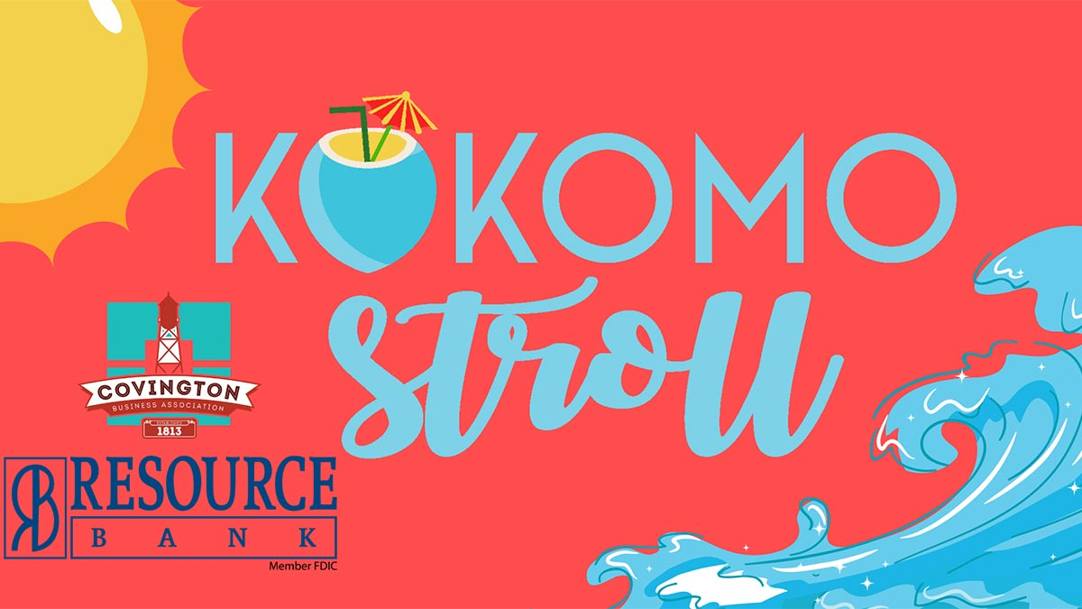 KOKOMO STROLL DOWNTOWN COVINGTON