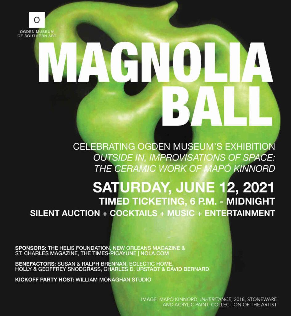 Magnolia Ball