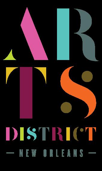 New Orleans Arts District Art Walk