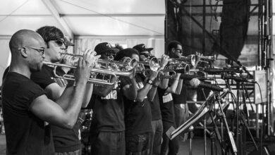 Trumpet Mafia LIVE @ The Royal Frenchmen Hotel