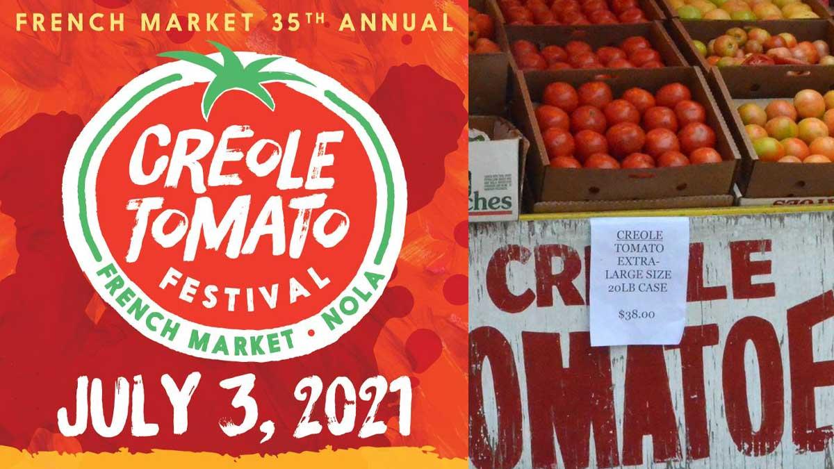 35th Annual Creole Tomato Festival