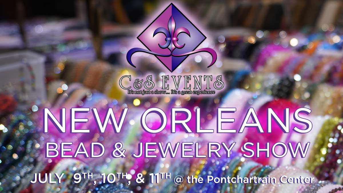 AKS New Orleans Bead & Jewelry Show
