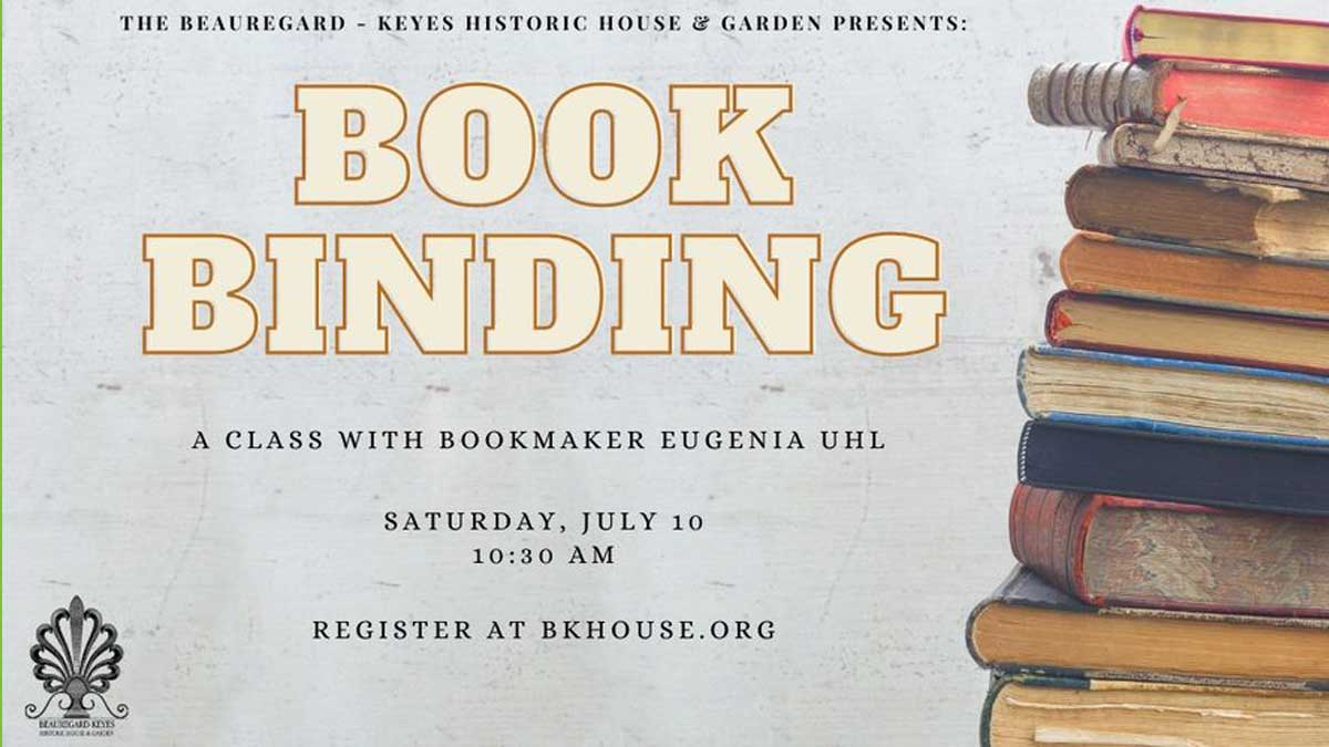Bookbinding with Eugenia Uhl