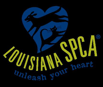 Louisiana SPCA Logo