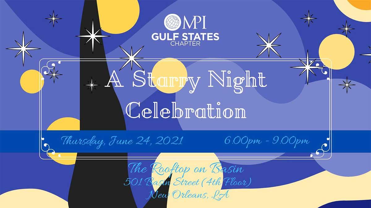 Starry Night Celebration on Basin Street