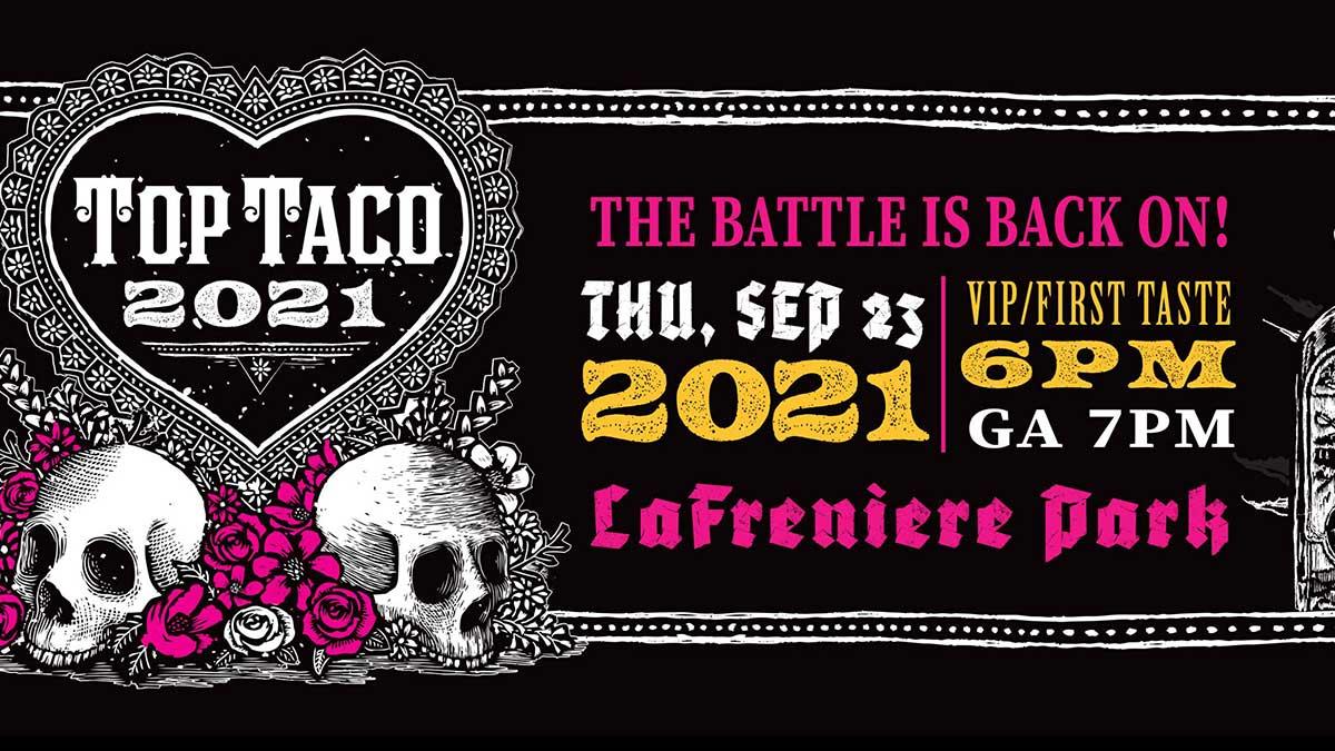 TOP TACO 2021 at Lafreniere Park