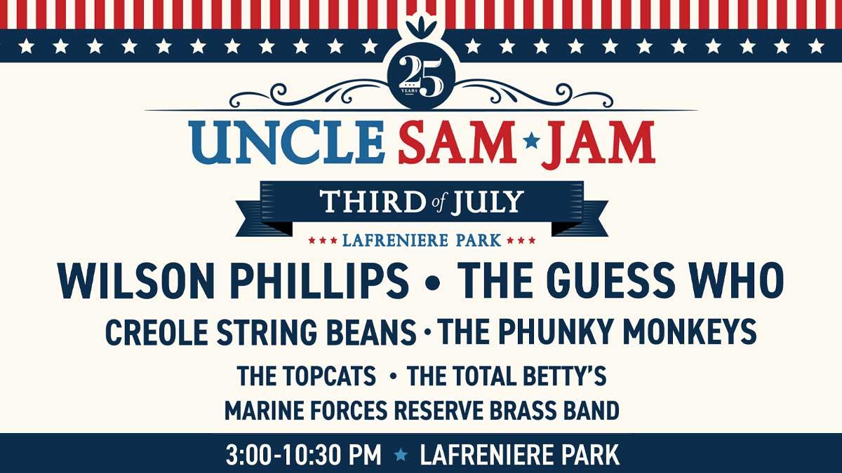Uncle Sam Jam 2021